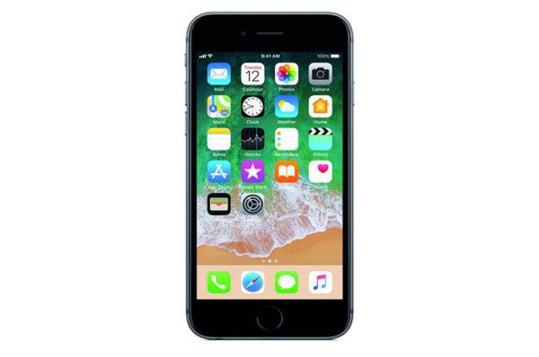 apple iphone 6S in Kenya Black