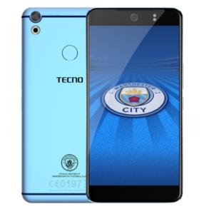 Tecno Camon CX Manchester City Edition